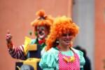 Orange Clown Hair
