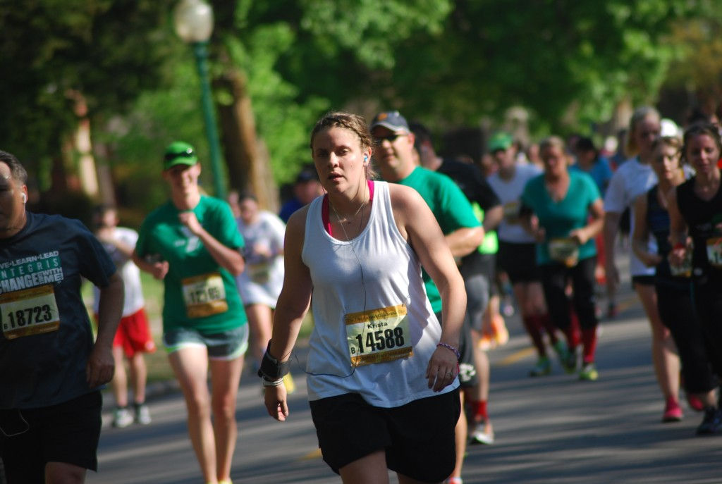 Oklahoma City Memorial Marathon 23