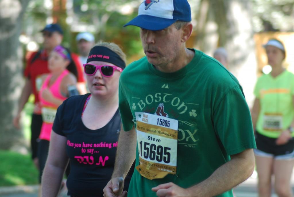 Oklahoma City Memorial Marathon 26