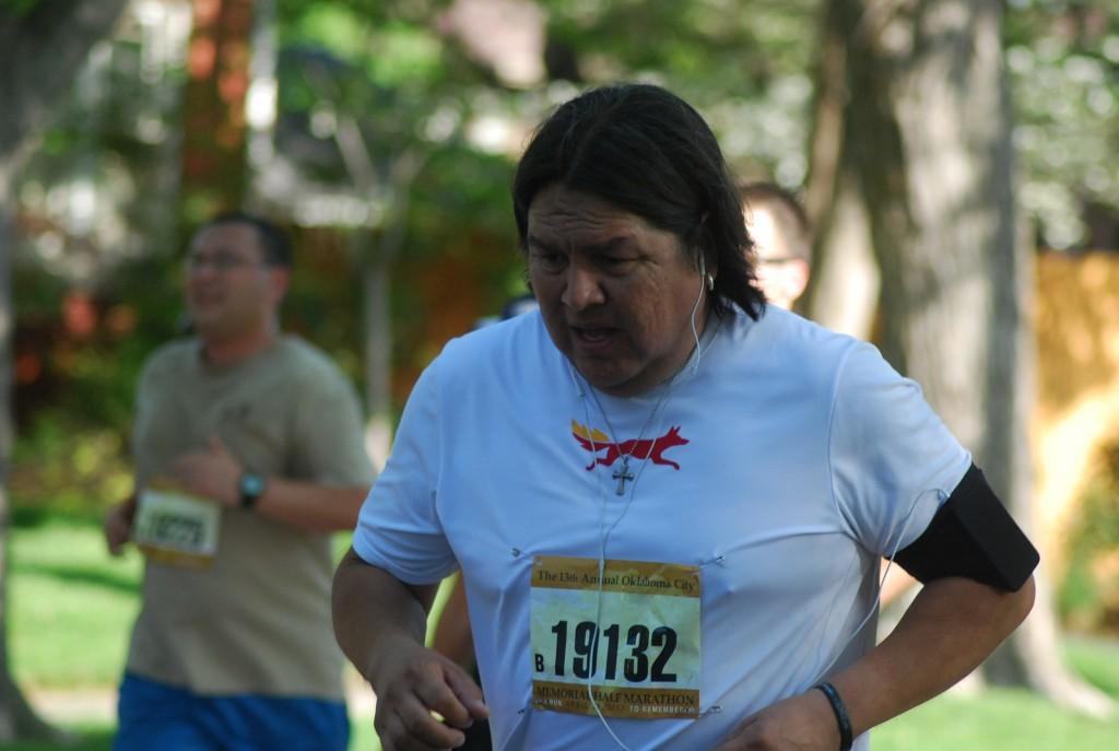 Oklahoma City Memorial Marathon 51