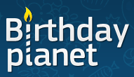 Birthday Planet logo