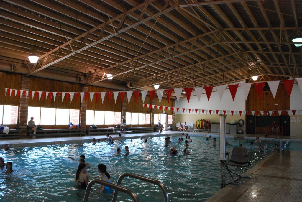 YMCA of the Rockies Indoor Pool