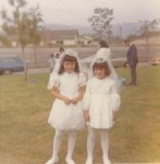 1970s First Communion