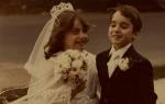 Vintage First Communion 1982
