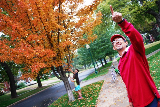 Fall Foliage Oklahoma City   Heritage Hills