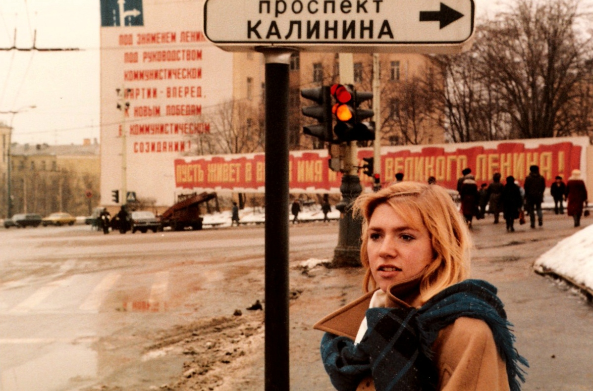 Moscow in December 1985   Photo by Simon K on Flickr