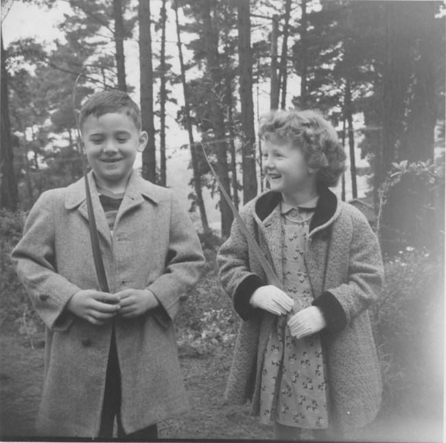 Palm Sunday 1956