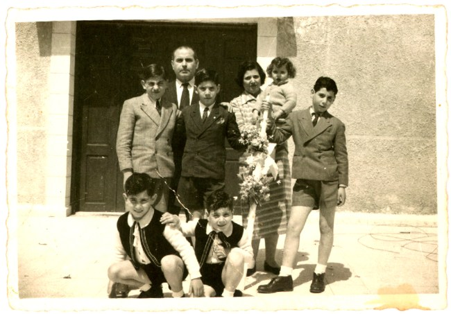 Palm Sunday 1957 Source