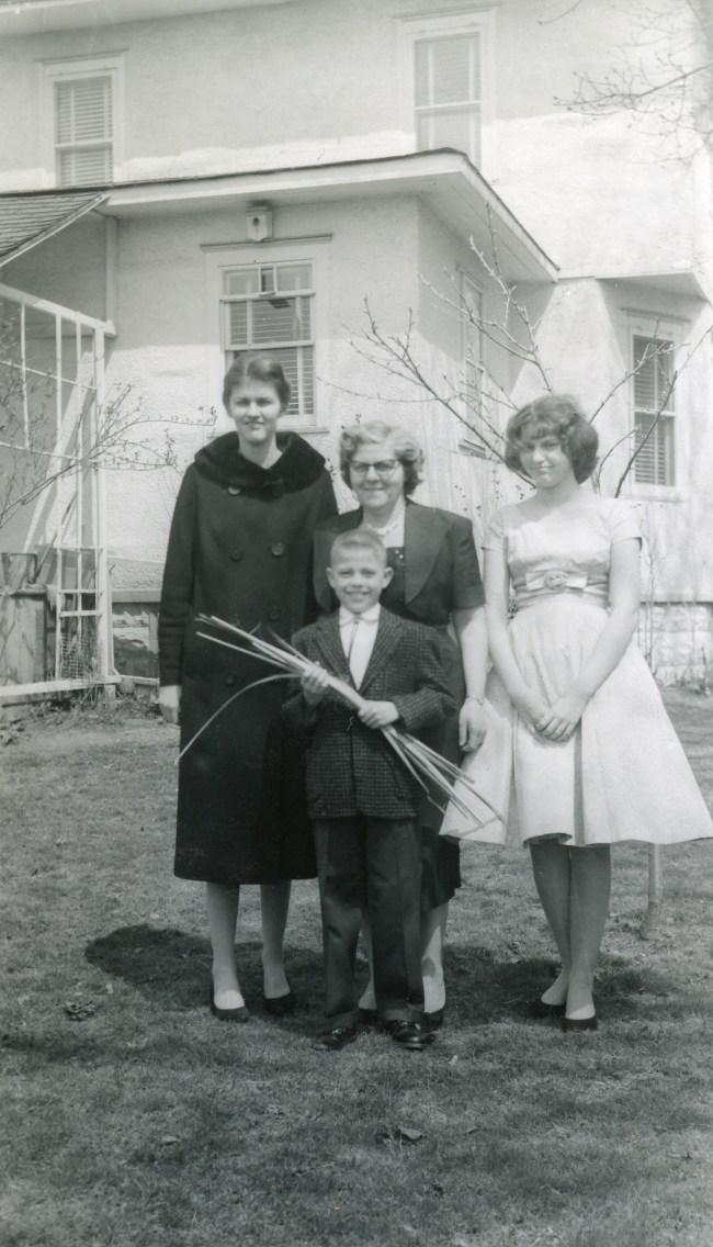 Palm Sunday 1960