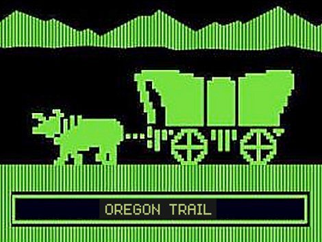 Oregon Trail Generation