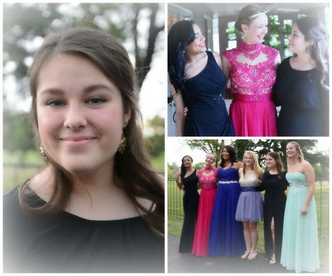 Prom 2015 Collage