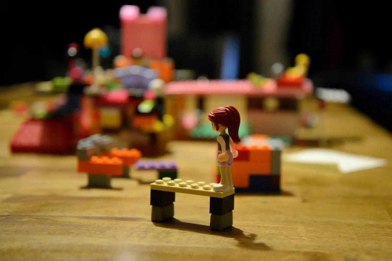 Lego Gymnast