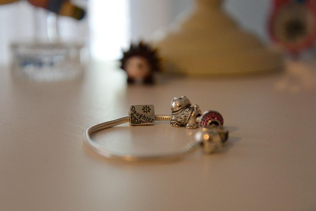jewelry on dresser