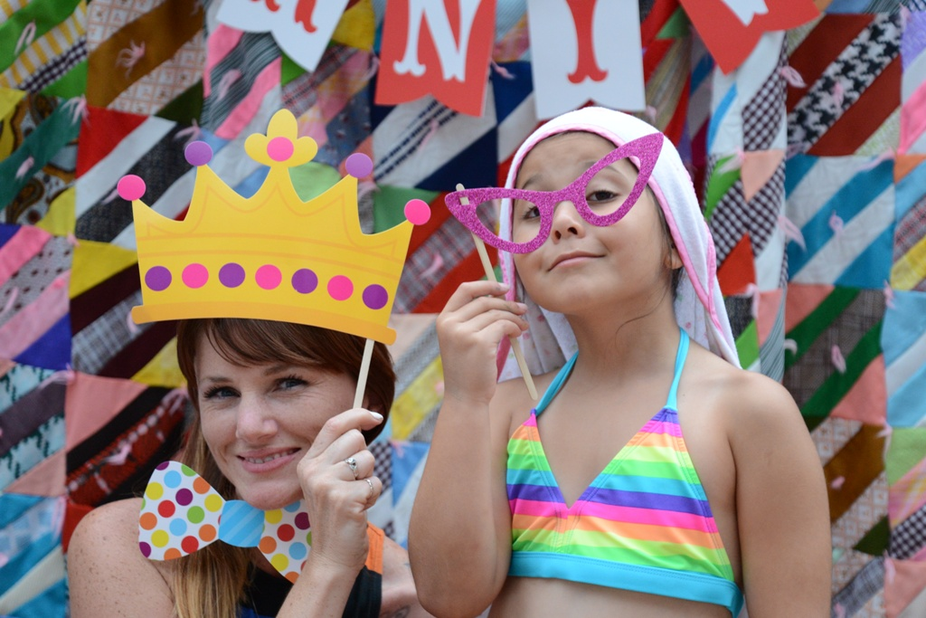 Bridgy Erika Birthday Party Carnival