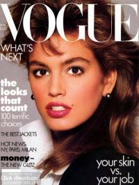 Cindy Crawford Icon Model Show