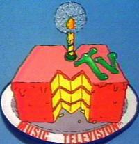 Happy Birthday MTV 1981