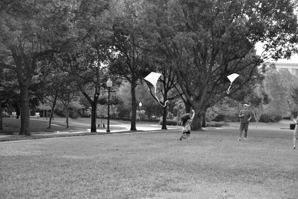 Running With Kites