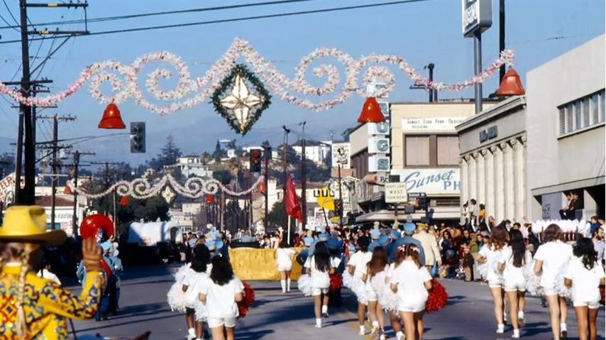 Echo Park Avenue 1970