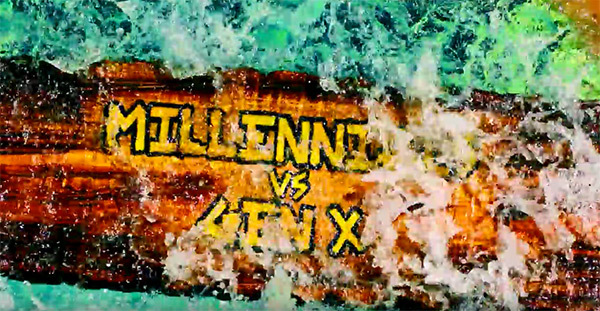 Survivor: Millennials vs Gen X