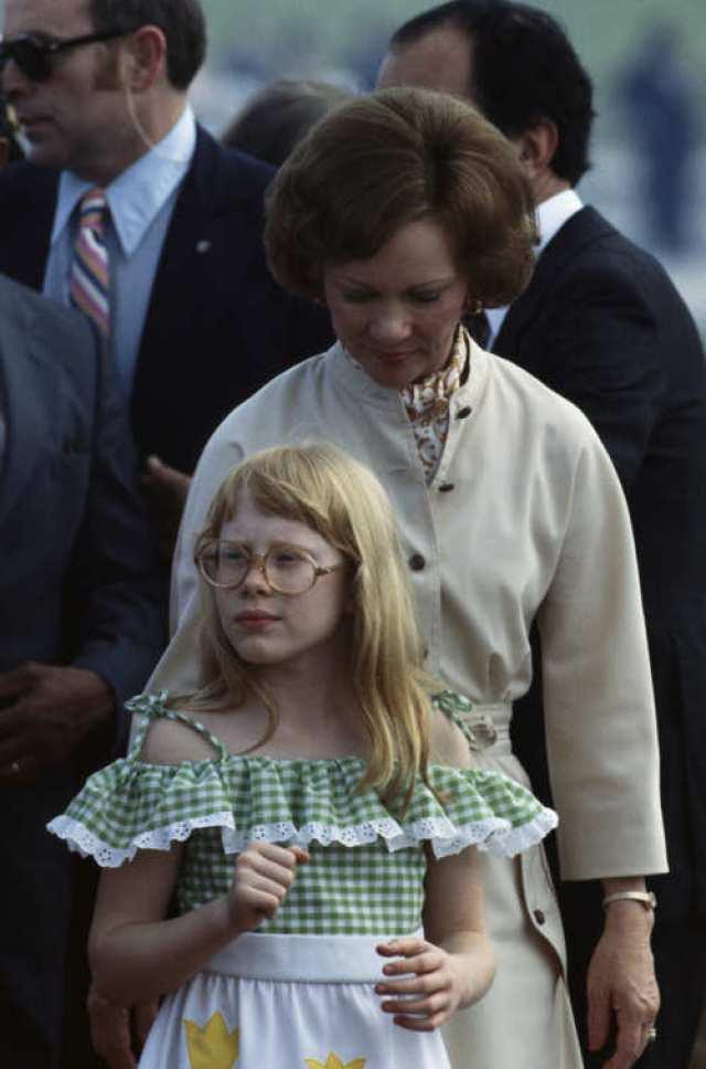 Amy Carter 1977