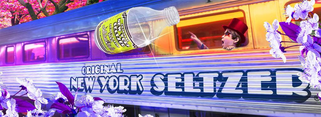 Original New York Seltzer