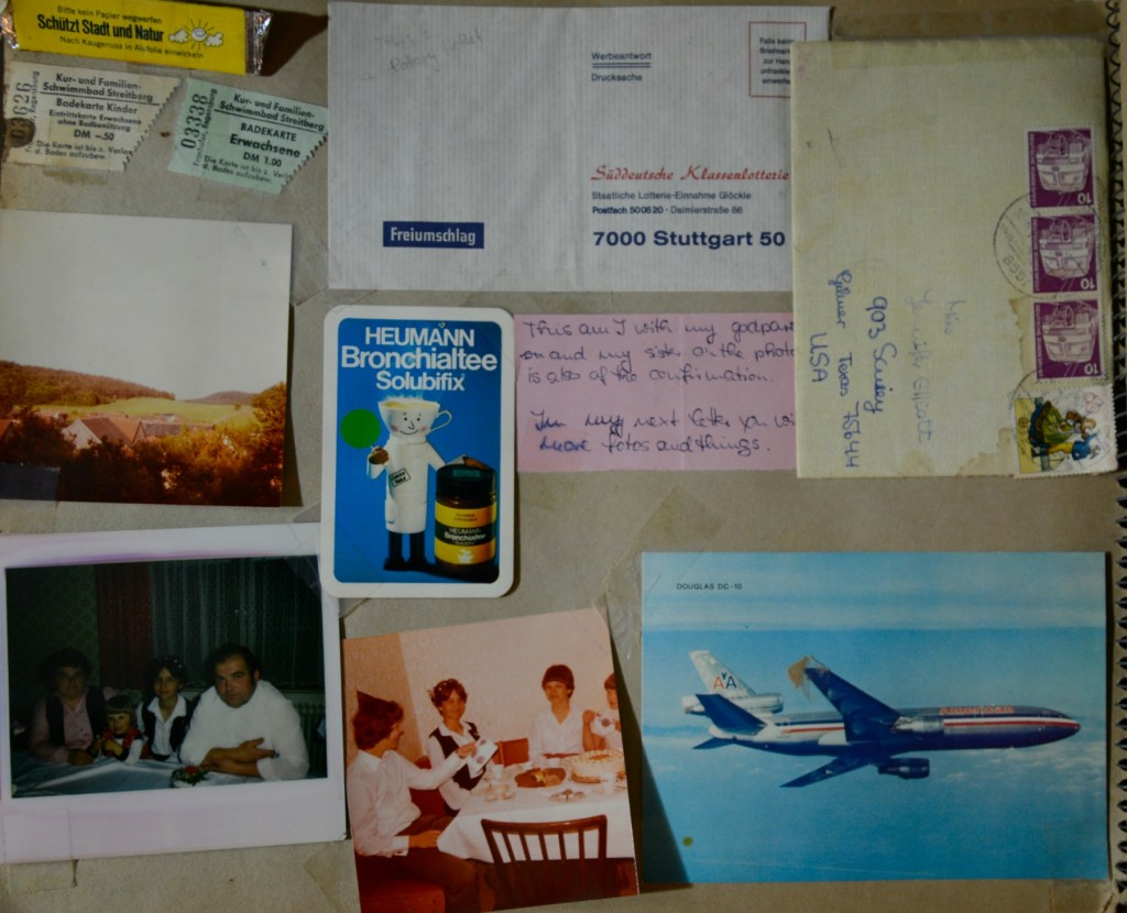 Memories of Pen Pals during the 1980s via International Youth Service.