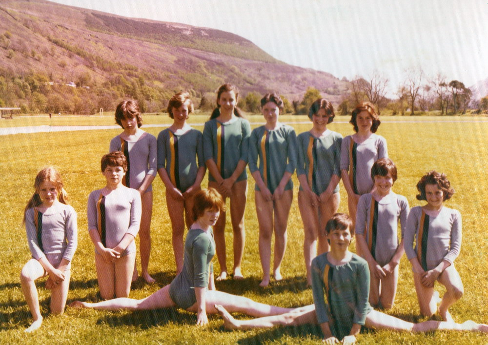 Gymnastics in the 1970s