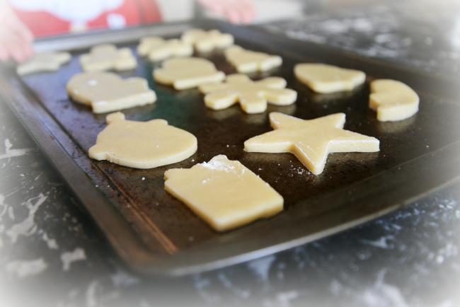Christmas Shape Cookies