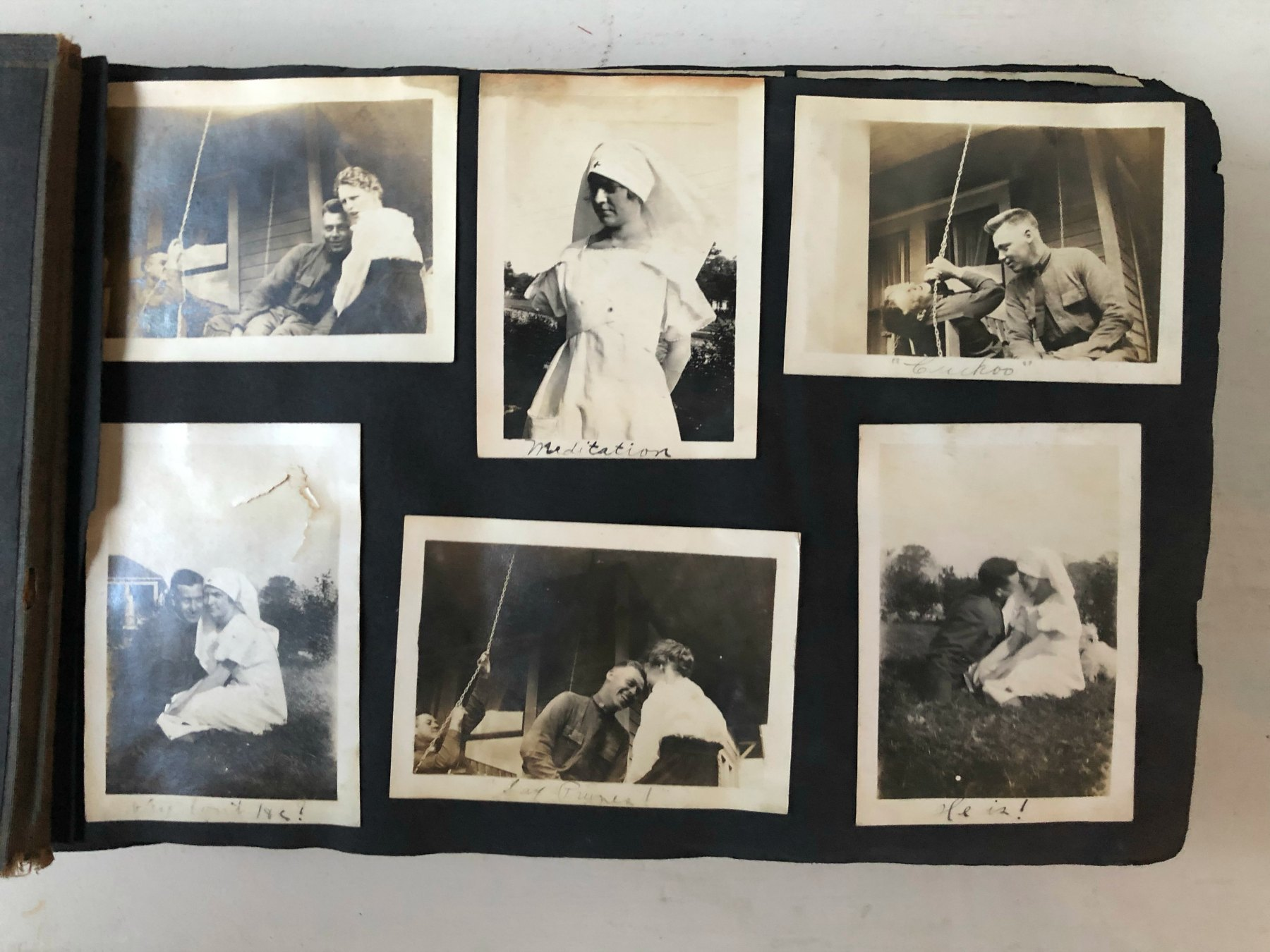 World War 1 Friends and Lovers, Soldiers and Nurses