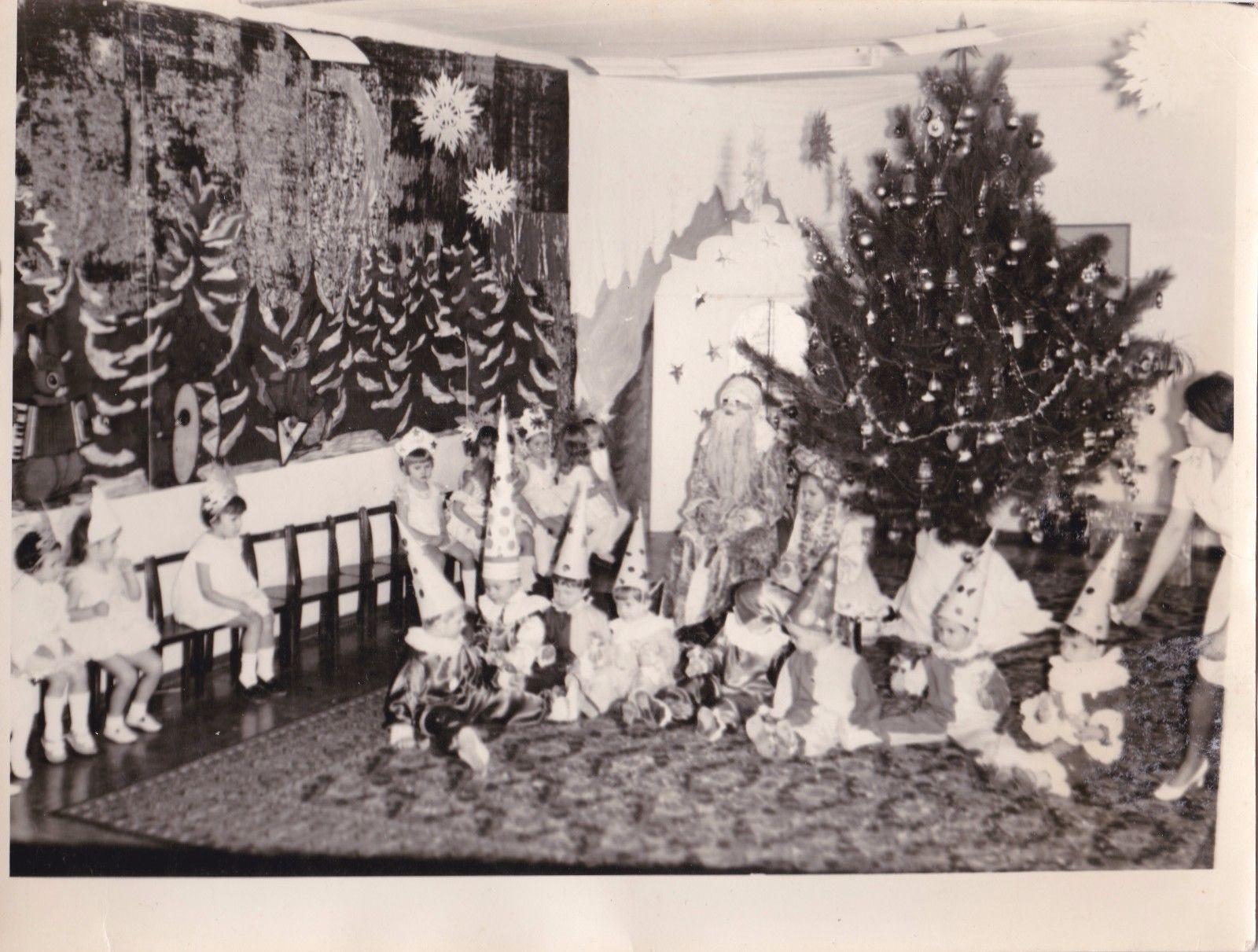 Russian Christmas 1975