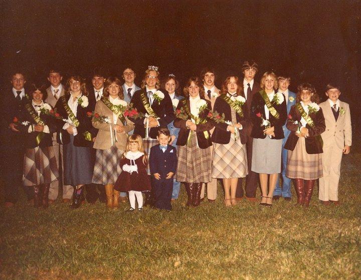 Football Homecoming 1982