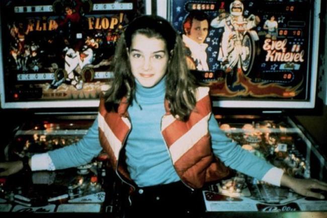 Brooke Shields Pinball Movie
