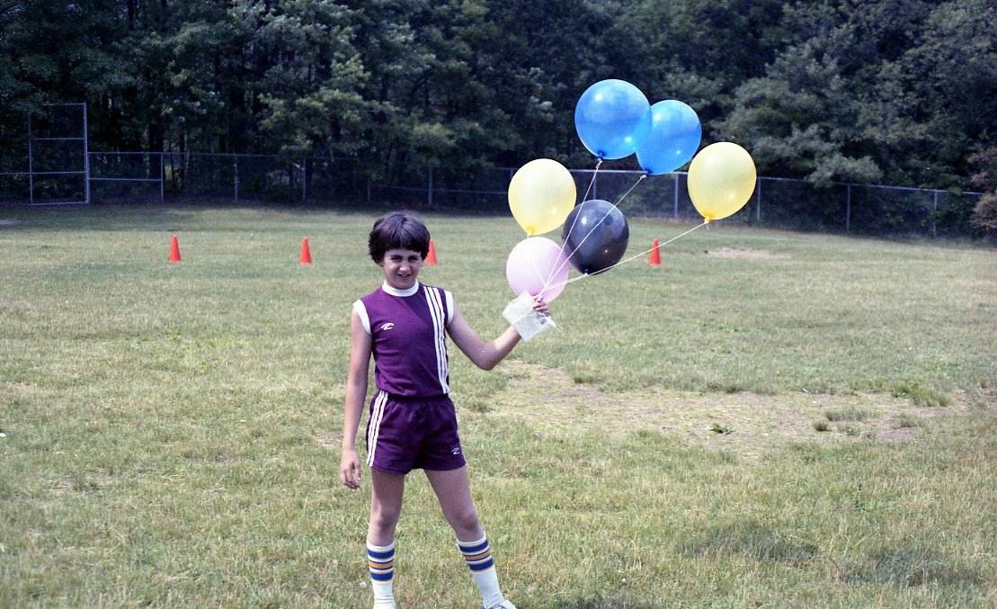 Balloon Release 1985-86