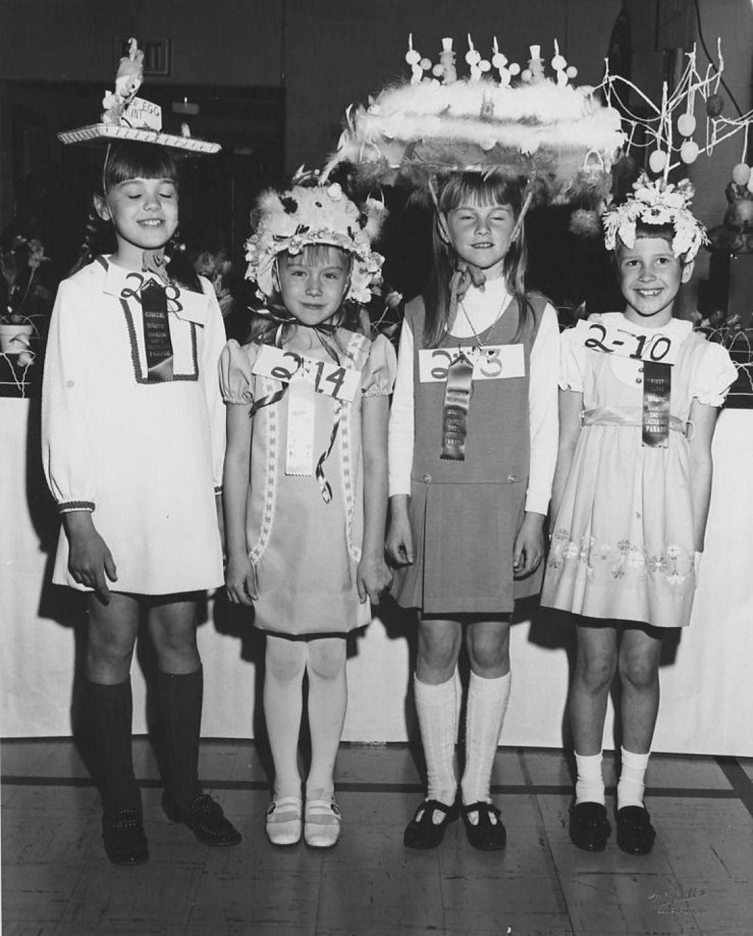 1971 2nd grade winners