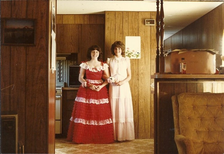 Generation X Prom and Paneling | 1980s Prom