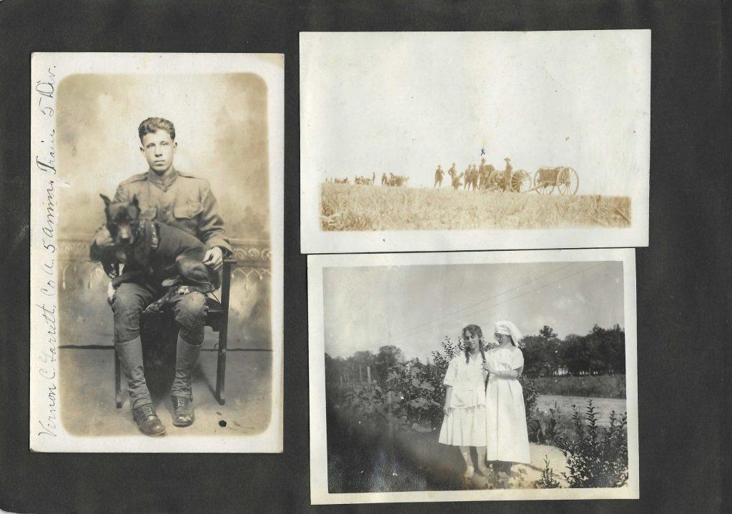 The Lost Generation | World War I Soldier Vernon C. Garrett