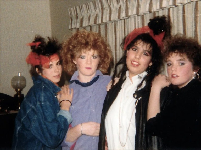 Madonnabes, 1986