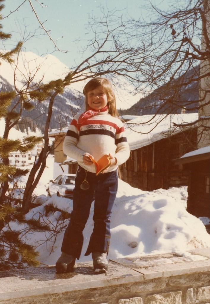 Snow Skiing 1978