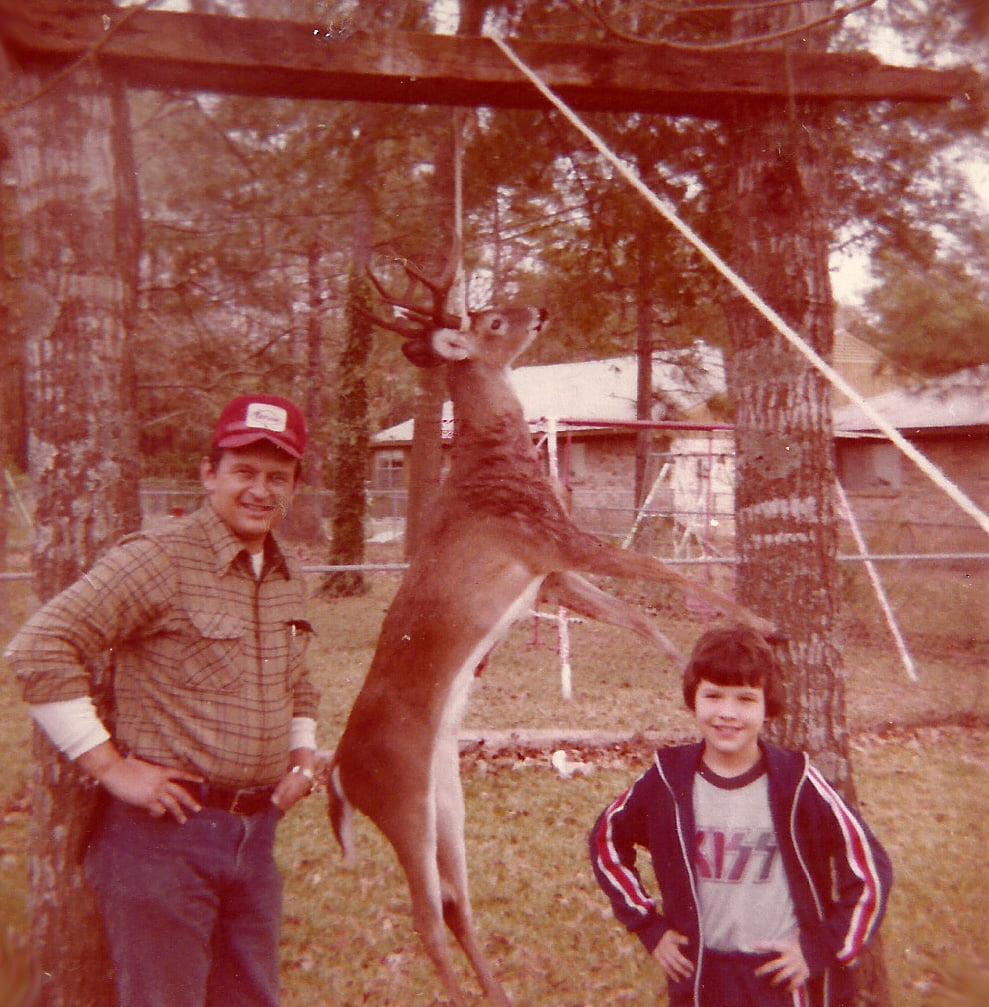 Hunting Deer 1970s