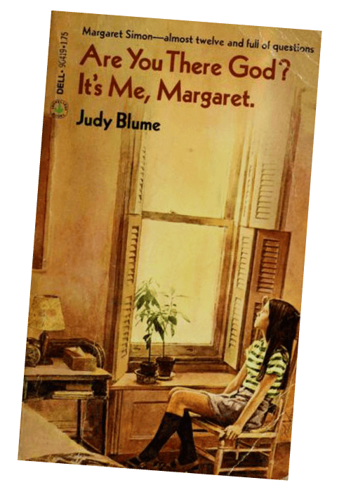 Are you there God Its Me Margaret Book Vintage