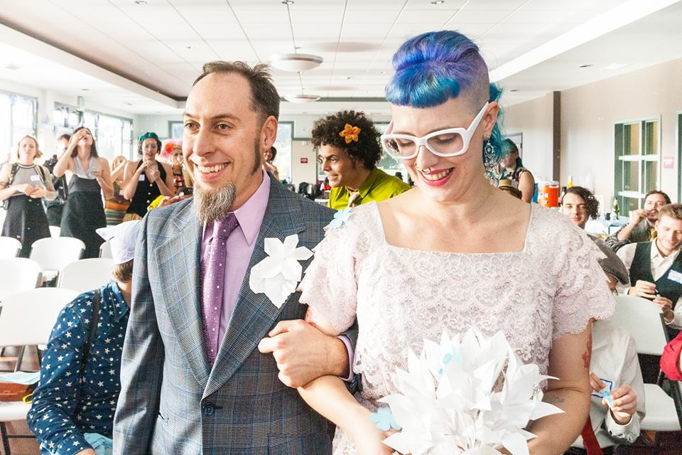 Beautiful Wedding LARP