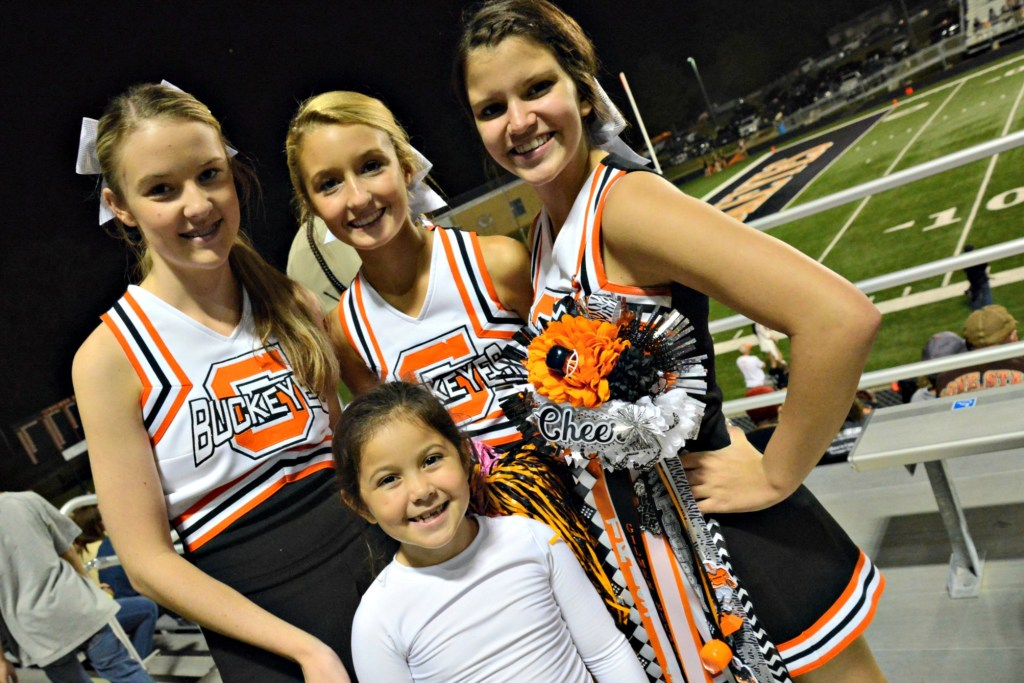 Gilmer Cheerleaders