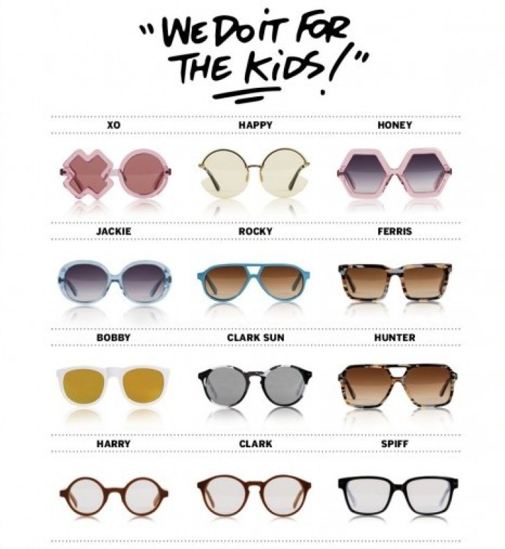 Glasses Collection Sons and Daughters