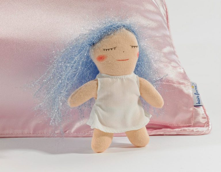 Hairy Fairy Pillow Doll Tangles