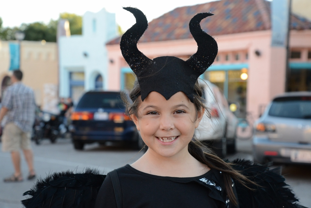 How To Make Maleficent Horns