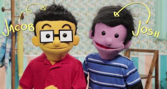Jacob Josh FuZees Puppets