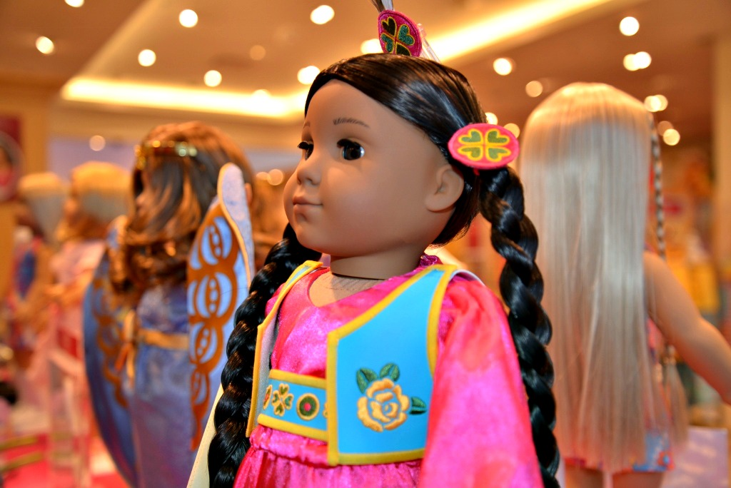 Jingle Dress, American Girl Doll