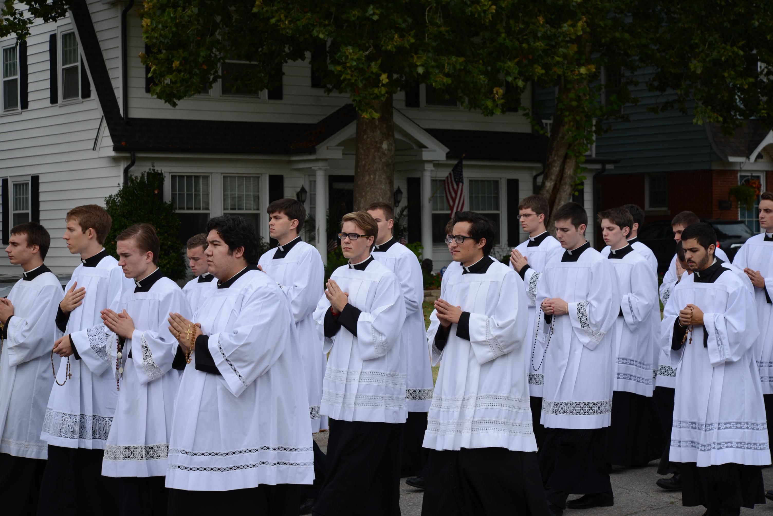 Catholics Unite Against black mass in Oklahoma City