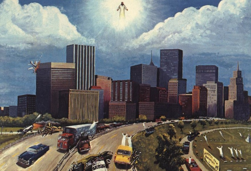 The Rapture Charles Anderson