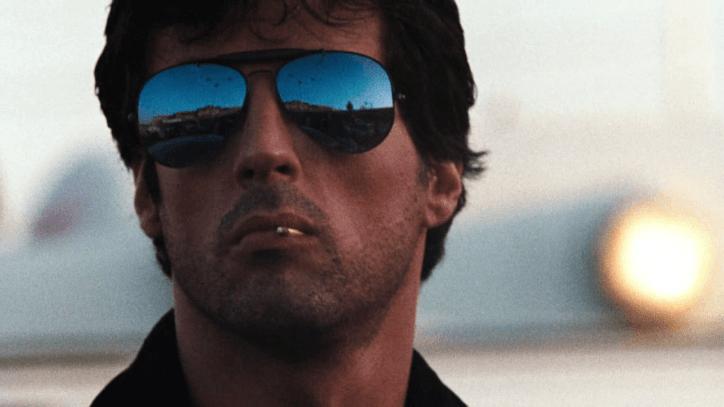 Rocky | Sylvester Stallone in Sunglasses